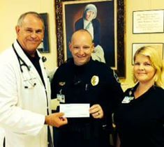 Get Your Rear in Gear Mobile check presentation to Victory Health