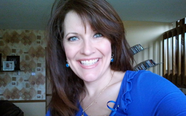Faces of Blue: Kelly Kuster