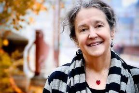 Faces of Blue: Claudia Kittock