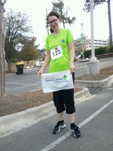 Francesca at Get Your Rear in Gear Savannah