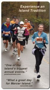 Mercer Island Rotary Half-Marathon For Colon Cancer Prevention and Rotary Charities