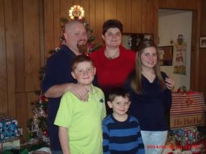 Regina & Family
