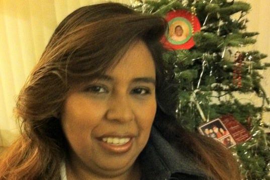 Faces of Blue: Brenda Estrada
