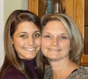 Natalie and her mother Denver, North Carolina