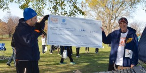 Check presentation to Boston Health Care for the Homeless