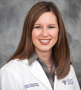 Dr. Kelly Finan, Local Event Director, Get Your Rear in Gear - Baton Rouge