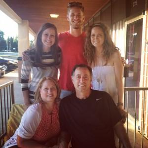 Jess's family, Meagan Stass