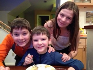 Kids julie Wrigley