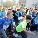 Savannah 2016 kids start