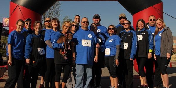 2016 Get Your Rear in Gear Tulsa Team DogCatcher