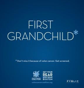 First Grandchild Art