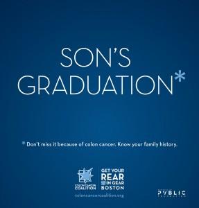Son's Graduation Art
