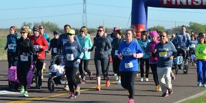 2016 Get Your Rear in Gear Oklahoma City run start