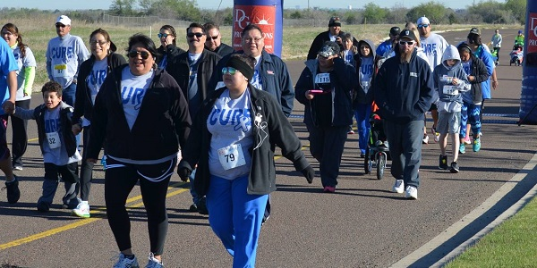 2016 Get Your Rear in Gear Oklahoma City walkers