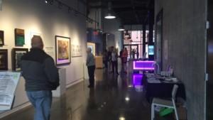 Music and Art exhibit Tulsa OK Colon Cancer Coalition