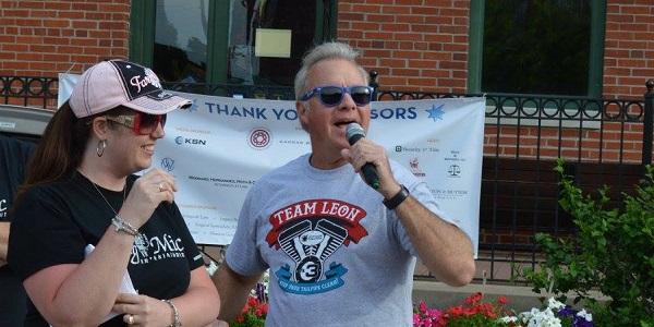 Get Your Rear in Gear Wichita Team Leon, KSN