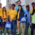 Get Your Rear in Gear - Baton Rouge volunteers