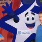 Tour de Tush Allentown two kids and a star in a colon