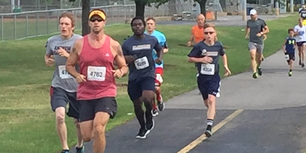 Get Your Rear in Gear Tinley Park 5K Run