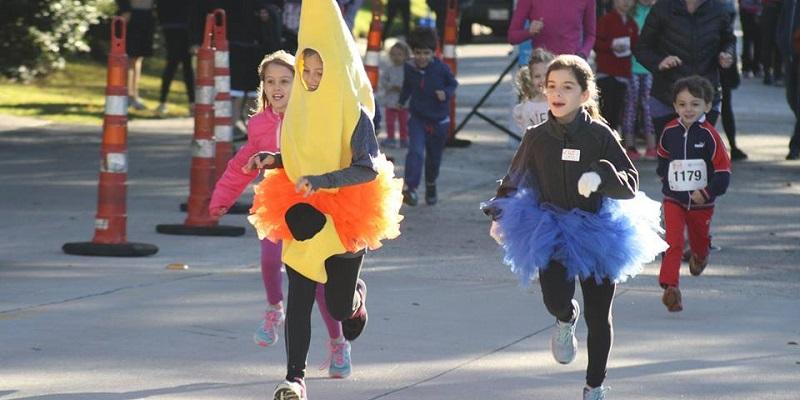 Get Your Rear in Gear Houston running banana