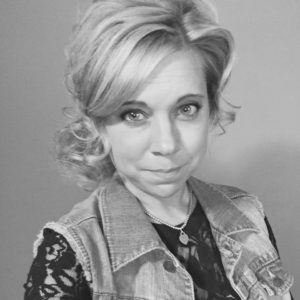 Faces of Blue: Carole Motycka