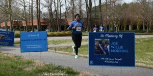 Get Your Rear in Gear Hampton Roads Blue Mile