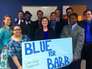 Faces of Blue: Barbara Majeski