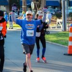 Finishing strong at Get Your Rear in Gear - Charlotte