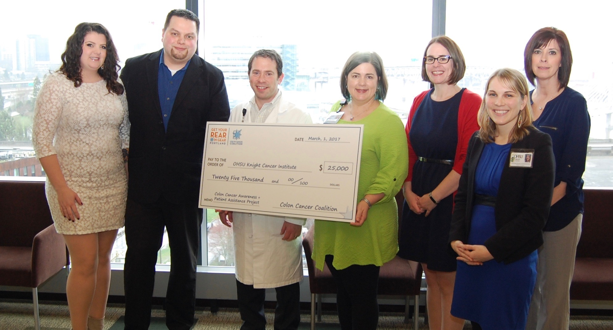 Portland Grant to Provide Screening and Patient Support
