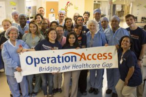 Operation Access team