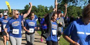 Get Your Rear in Gear Rochester Walker Start