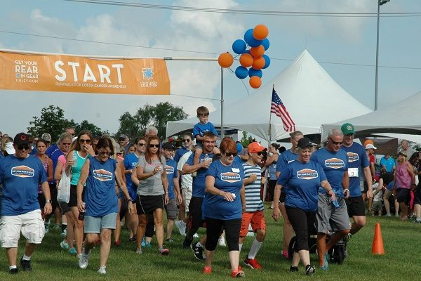 Get Your Rear in Gear Tinley Park walkers