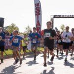 Get Your Rear in Gear Green Bay 5K start