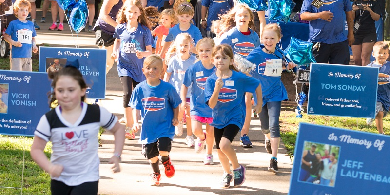 Get Your Rear in Gear Portland kids run