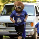 Get Your Rear in Gear Portland sloth start