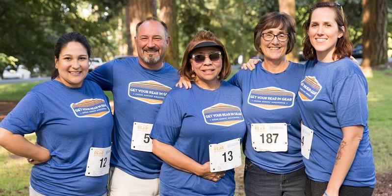 Get Your Rear in Gear Portland family