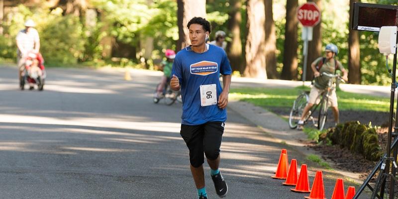 Get Your Rear in Gear Portland runner