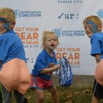 Get Your Rear in Gear Kansas City kids photo both