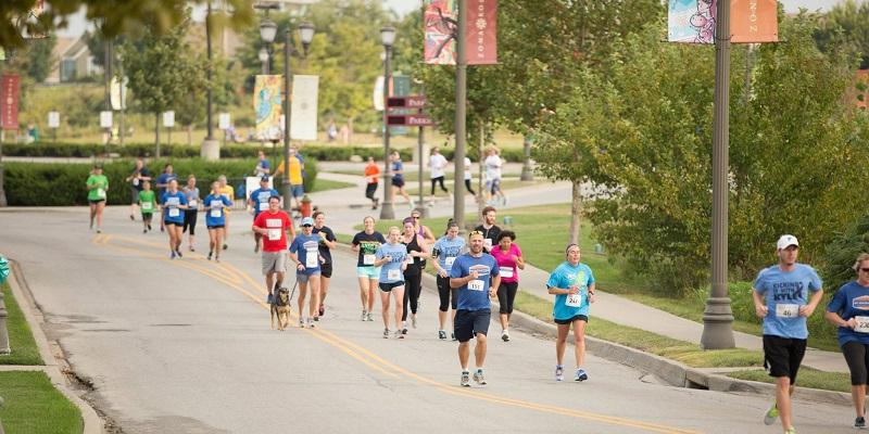 Get Your Rear in Gear Kansas City run