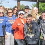 Get Your Rear in Gear Muscatine volunteers