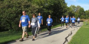Get Your Rear in Gear Muscatine walk
