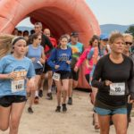 Get Your Rear in Gear New Hampshire 5K Start