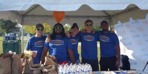Get Your Rear in Gear Chicago volunteers