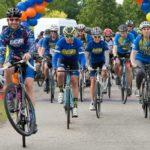 Tour de Tush Twin Cities Start