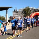 Get Your Rear in Gear Winston Salem walk start