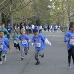 Get Your Rear in Gear New York City kids run