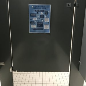 Back of the Stall