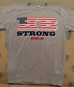 Howard Brown HBStrong shirt