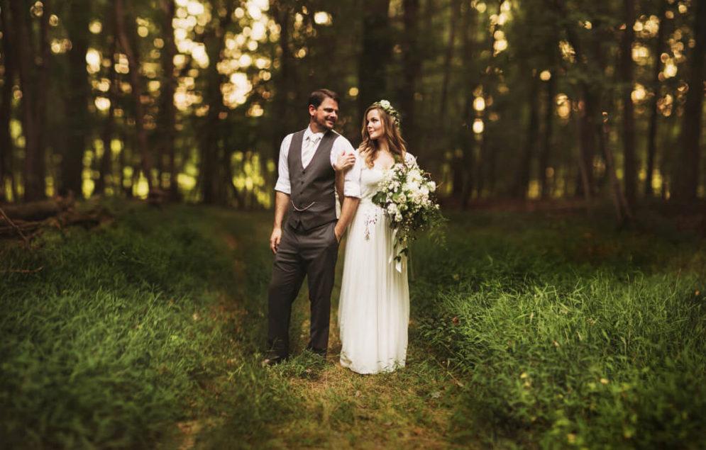 Julienne Edwards professional wedding