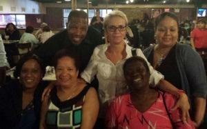 Lisa Baxter Mitchell friends
